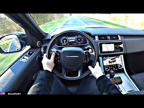The New Range Rover Sport 2018 Test Drive