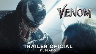 Venom | Liberado novo trailer do filme