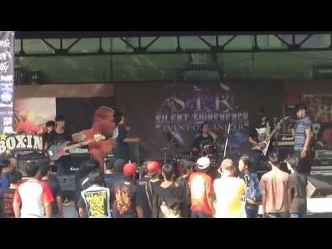 Under Fate - Upcoming Failure (Live Bulungan Outdoor)