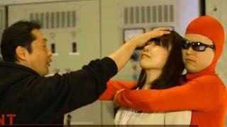 破裏拳講座 第3回「大切な女性が人質に取られたら」/『破裏拳ポリマー』特別映像