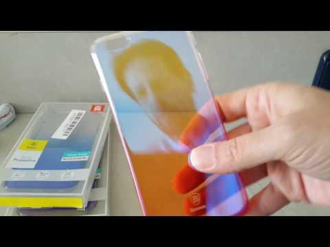 Baseus Luxury Aurora Case For iPhone 6Plus 6sPlus from BANGGOOD