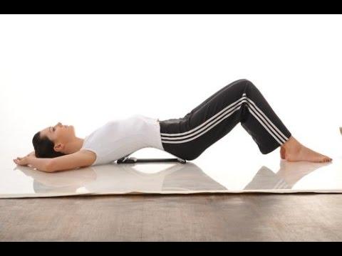 Лечебная гимнастика против сколиоза