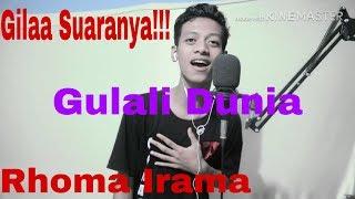 Gila Suaranya!!! Gulali Dunia (Rhoma Irama) cover by Thoriq kemal
