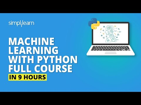 Machine Learning With Python Full Course In 9 Hours | Machine ...