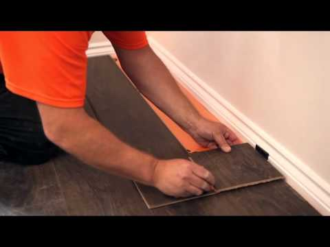 How to Lay a Laminate Floor