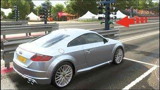 Forza Horizon 4 - Drone Drag Racing / BARN Find?? LETS EXPLORE!!  | SLAPTrain
