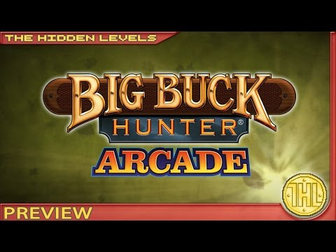 Big Buck Hunter Arcade Preview and Gameplay (Xbox One)