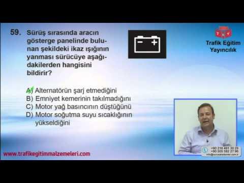 Konu Anlatımlı Test Çözümü Seri 16