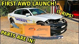 The very first all wheel drive launch in the pursuit charger was epic!!! This thing absolutely rips and we can't wait to add more power. This beast is going to start coming together here very soon, so stay tuned and enjoy!!!  -GOONZQUAD NEW POLICE SHIRT!!!:  https://goonzquad.com  -Instagram: https://www.instagram.com/goonzquad/  -Email: goonzquadteam@gmail.com  -P.O. Box 37   Rossville,GA 30741  Music Credits: Track: Flying High — Declan DP [Audio Library Release] Music provided by Audio Library Plus Watch: https://youtu.be/H8F0mLiTOHE Free Download / Stream: http://alplus.io/FlyingHigh  Song: Jarico - Island (Vlog No Copyright Music) Music promoted by Vlog No Copyright Music. Video Link: https://youtu.be/gZlDn4EmTvo  Song: Dj Quads - It Just Makes Me Happy Music promoted by Beyond. [Free Copyright Music] Video Link: https://youtu.be/whGCTxuFOCg Free Download : http://bit.ly/djsquads  Song: Ikson - Crash Music promoted by Vlog No Copyright Music. Video Link: https://youtu.be/EULd057SBSk  Lioness (Instrumental) by DayFox https://soundcloud.com/dayfox Free Download / Stream: https://bit.ly/lioness-instrumental Music promoted by Audio Library https://youtu.be/ZATMh49j49M  Song: LiQWYD - Young Love (Vlog No Copyright Music) Music provided by Vlog No Copyright Music. Video Link: https://youtu.be/V_4xcw9b3Xc  Song: Markvard - Perfect Day (Vlog No Copyright Music) Music provided by Vlog No Copyright Music. Video Link: https://youtu.be/dAlDN7J_kmw  Song: LiQWYD - Soul (Vlog No Copyright Music) Music provided by Vlog No Copyright Music. Video Link: https://youtu.be/ZYfFzT8zzys