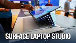 Surface Laptop Studio - Laptop Evolution