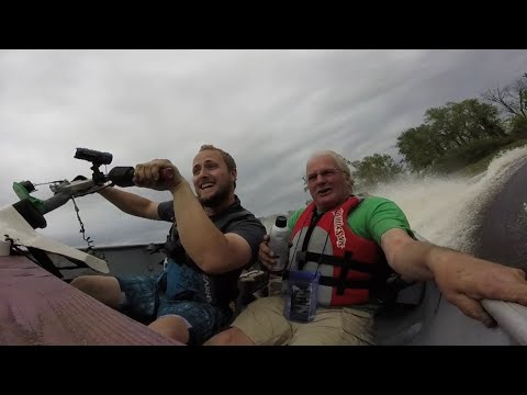 My dad and I took our homemade jet boat out this weekend. We were thrilled to say the least.