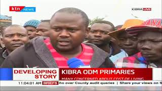 'We will accept the result if only they will be credible' - Kibra Aspirant Brian Owino