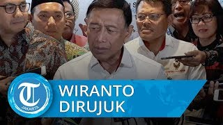 Wiranto Dirujuk ke RSPAD Gatot Subroto Jakarta