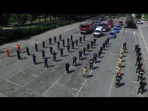 Wideo1: #gaszynchallenge KPP, PSP, ZRM Rawicz