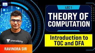 Theory Of Computation 1,Introduction to TOC and DFA