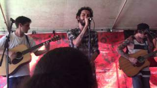 Transit - The Only One (acoustic) live @ Warped St. Petersburg 7/3/15