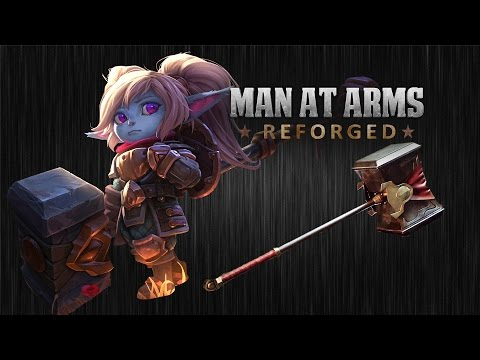 Poppy'S Hammer - League of Legends
