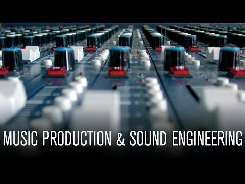 Learn Music Production & Sound Engineering at Point Blank ...