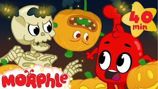 Halloween Comes To Life!! - My Magic Pet Morphle   Cartoons For Kids   Morphle TV   BRAND NEW