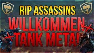 RIP Assassins und Willkommen Tank Meta! Patch 8.16 Rundown [League of Legends] [Deutsch/German]