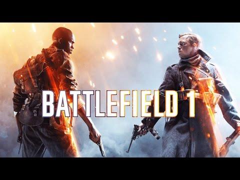 Battlefield 1 All Cutscenes (Game Movie) 60FPS HD