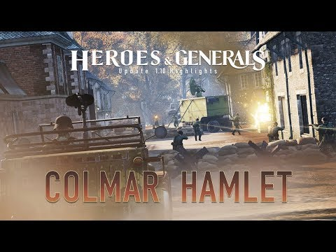 Colmar Hamlet Map Released for Encounter Mode