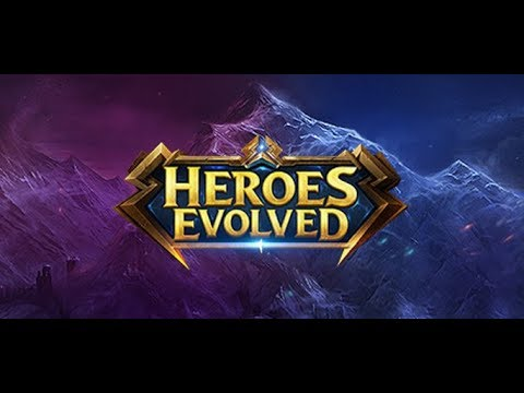 Heroes Evolved |  Ranked games from Palladium