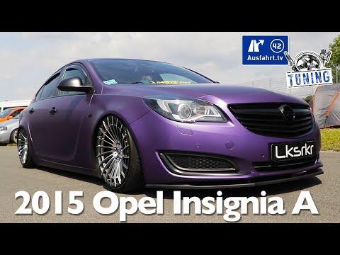 2015 Opel Insignia A inkl. CarPorn - Ausfahrt.tv Tuning - Oschersleben 2019
