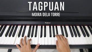 Moira Dela Torre   Tagpuan (Piano Cover)