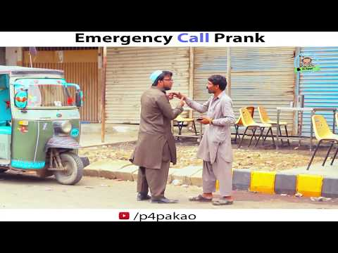 Emergency Call Prank