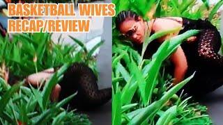Gossip Like A Diva Basketball Wives s8 Ep 15 recap #bbw #basketballwives