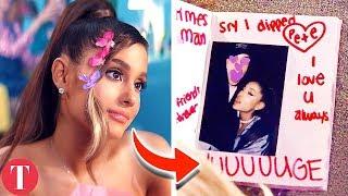 Ariana Grande Thank U, Next Music Video Throws Shade At Pete Davidson