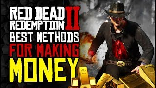 Complete MONEY MAKING GUIDE - Red Dead Redemption 2