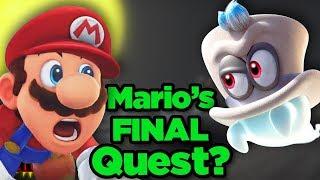 Is This MARIO'S LAST ADVENTURE?!   Super Mario Odyssey