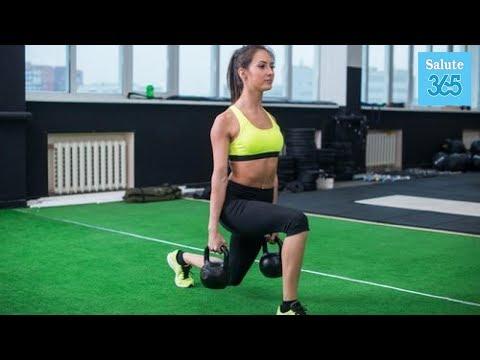 Esercizi per perdita di peso di uno stomaco di lyashka e natiche