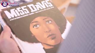 Le Sepher du libraire #44 - Deux BD : Miss Davis et Les découvreuses