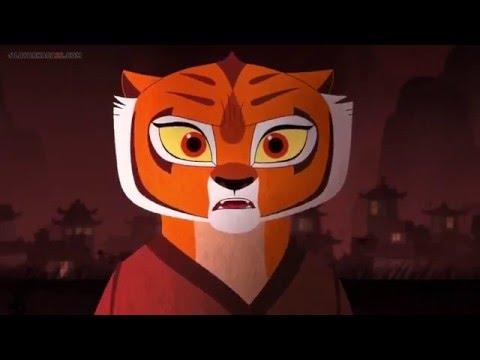 TIger vs BOAR (Kung Fu Panda Secrets of cut Sub Indo) letöltés