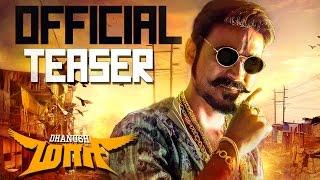 Maari Teaser | Dhanush, Kajal Agarwal | Anirudh