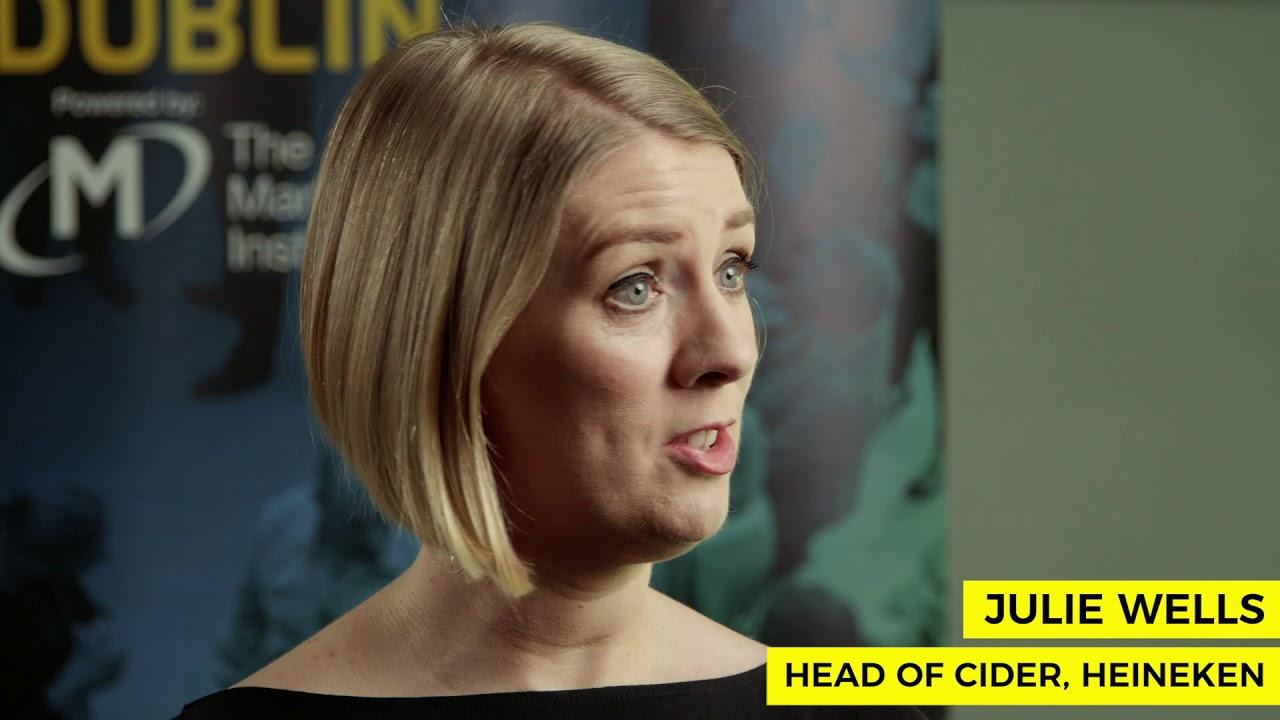 Kay McCarthy, MCCP & Julie Wells, Heineken Interview @ DMX Dublin 2019