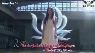 [ Vietsub + Kara ] Fox Rain - Lee Sun Hee ( My Girlfriend Is A Gumiho OST )