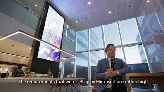 [Case Study] Microsoft Netherlands empowered to achieve more with Samsung thumbnail