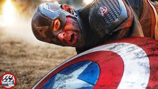 10 Best CAPTAIN AMERICA Moments In MCU | Explained In Hindi| SuperHero Talks