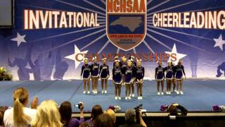 Ardrey Kell High School Cheerleading 2010 North Carolina State Champs