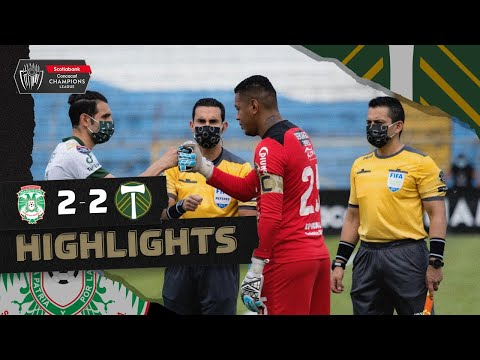 Highlights: CD Marathon vs Timbers - 🏆 #SC...