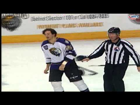 Scott Sabourin vs. Blair Riley