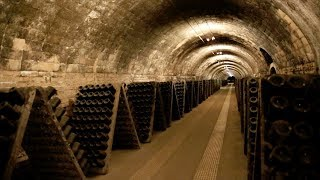 preview picture of video 'Cava Wine Tour - Sant Sadurni d'Anoia, Spain'