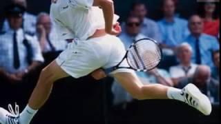 Большой теннис в прикольных фото и видео /прикольное случается как-то в самый