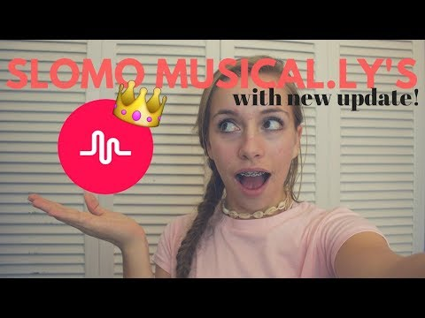 How to make SLOMO musical.lys with the new update!