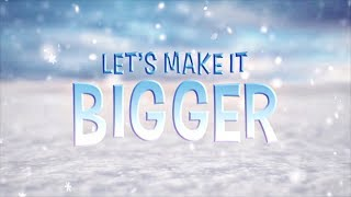 Simple Plan - Bigger (Lyric Video)