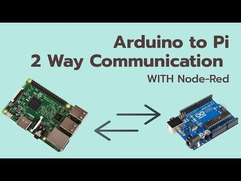 Arduino to Raspberry Pi 2 Way Communication